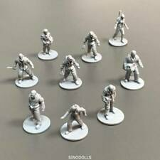 9 Pcs man For Dungeons & Dragon D&D Nolzur's Marvelous Miniatures figure Toys