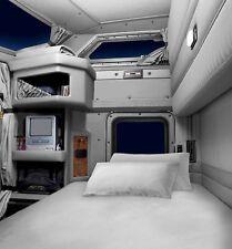 """Semi truck,RV,Camper sheets jakes cab solutions Fits Mattress 28.5""""x78""""x7.5"""""""