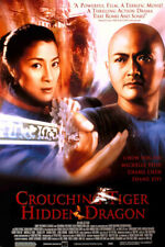CROUCHING TIGER HIDDEN DRAGON ~ STYLE A US MOVIE POSTER