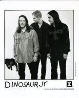Dinosaur Jr Promo Photo Reprise Records 1997 J. Mascis