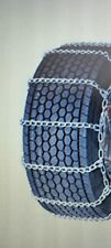 New USA Wide Base Truck Tire Snow Chains 445/50-22.5 455/50-22.5 445/55-22.5  69