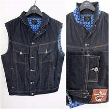 Vivienne westwood Anglomania Lee Denim Vest Jacket Mens SIze L