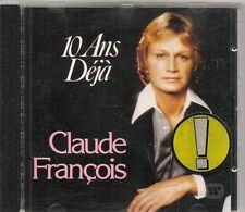 CD COMPIL 20 TITRES--CLAUDE FRANCOIS--10 ANS DEJA CLAUDE FRANCOIS