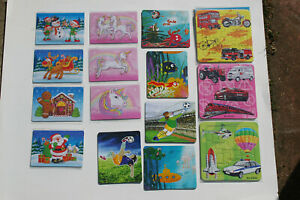 4 Different Sets of Jigsaws to Choose From