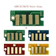 25Pcs Toner Rest Chips For Xerox Phaser 6010 6000 Workcentre 6015 (10K,5C,5M,5Y)