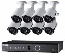 NEW Lorex 8 Channel HD PoE NVR 4K Security 2TB 8 x 1080p 4MP IP 2K Cameras