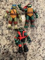 Zip Line Action Stealth Raphael - Teenage Mutant Ninja Turtles TMNT 2012 2013