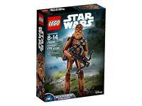 LEGO® Star Wars 75530 Buildable Figures Chewbacca™ -  NEU / OVP