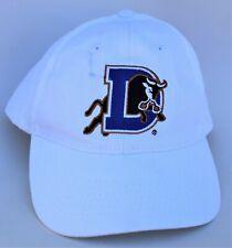 DURHAM BULLS MiLB Minor League Baseball Cap Hat Carolina Hurricanes Logo on back