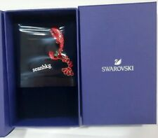 Swarovski Ocean Lobster Clip Earring, 1 piece ROS Crystal Authentic MIB 5479158