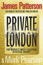 Private London by James Patterson (Hardback, 2011)