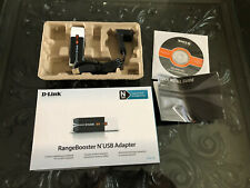 D-Link DWA-140 RangeBooster N' USB Adapter