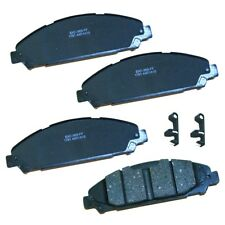 Disc Brake Pad Set-Stop Ceramic Brake Pad Front Bendix fits 15-16 Ford Mustang