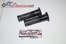 Lenkergriffe Schwarz Progrip 728 22mm PAAR Griffe Handgriffgummi