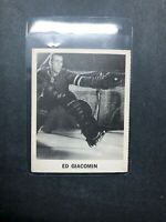 1965-66 Coca Cola Rookie ED Giacomin • New York Rangers HOF Goaltender RC