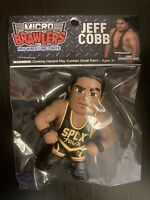 JEFF COBB -Pro Wrestling Crate Exclusive- Micro Brawlers - AEW WWE NJPW