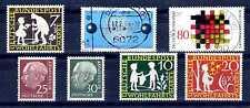 GERMANIA REP. FED. - 1953-1983 - SOGGETTI DIVERSI. E2370