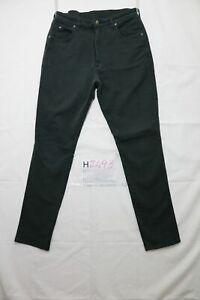 Lee florida boyfriend stretch usato (Cod.H2493) W34 L31 denim jeans donna nero