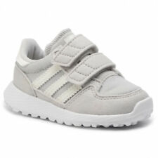 Children's Kids adidas forest grove cf I Grey Trainers New from 4K to 9.5K Sizes