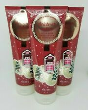 Bath & Body Works Christmas Cookies Body Cream x3