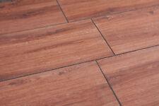Terrassenplatte Keramik COGNAC Holzoptik Bodenplatte 120x40x2 cm (0,96m²)