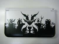 Nintendo 3DS LL Shin Megami Tensei IV White Limited Model Video Game Console F/S