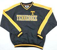Tennessee Volunteers Colosseum Pullover Windbreaker Jacket Size Medium Men's