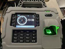 Amg Time Fingerprint Time Attendance System