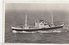 Holland West-Afrika Lijn M.S. Peperkust / Ivoorkust Shipping Postcard, B537