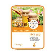 3pcs Natureby Royal Jelly Ultra Hydration Essence Mask Sheet K-Beauty K-Cosmetic