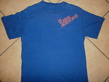 YOUNG AMERICANS WORLD TOUR T SHIRT Goodwill Music Dance Concert Performance