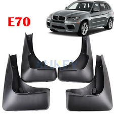 Genuine XUKEY Mud Flaps For BMW X5 E70 07-13 Front Rear Splash Guards Mudguards