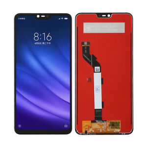 For Xiaomi Mi 8 Lite LCD Display Touch Screen Digitizer Replacement Parts Black
