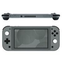Custom DIY Black ABXY Buttons & Dpad L R ZL ZR Trigger for Nintendo Switch Lite