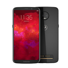 WOW Motorola Moto Z3 XT1929-17 4+32GB Black Unlocked Verizon GSM T-Mobile AT&T