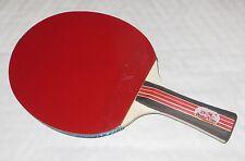 Double Fish nice basic Table Tennis Racket ping pong paddle, bat. Ship fast,USA