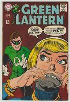 Green Lantern +69 Vf Very Fine 8.0 Silver Age 1969