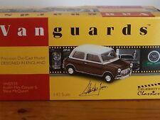 Vanguards 1:43 VA02533 Morris Mini Cooper S Steve McQueen Edición Limitada