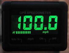 HP02 Speedo - High Precision GPS Speedometer / Digital Speed Gauge | mph | km/h