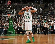 Paul Pierce Unsigned 8x10 Boston Celtics (1)
