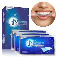 14Pcs/7 Pack Teeth Whitening Strips Oral Hygiene Care 3D White Gel Teeth Strips
