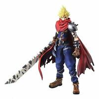 SQUARE ENIX Final Fantasy BRING ARTS Cloud Strife Another Form Ver Action Figure