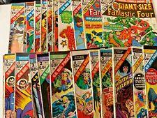 Marvel Comics Giant-Size Mixed Lot, U-Pick List, Conan Defenders Dracula Cap ++