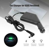 Laptop Car Charger 90W 19V 4.74A Car DC Power Adapter for ASUS Notebook PC