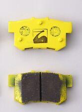 Deportes de cuchara Trasero Pastillas De Freno-Honda S2000/BORDE/Civic/accord
