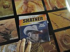 William Shatner-Space Cowboy / Spirit in the Sky 7 inch Paisley Miller Frampton