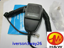 8pin HMN3596A  Car mobile Radio Speaker Mic for Motorola GM950 GM300  PRO5100