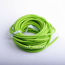 Green Outdoor Tube Φ5mm*2.5m Replacement Band f Hunting Sling Shot Slings Rubber