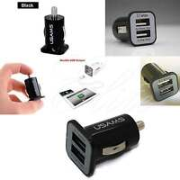 Usams Car Charger Mini Dual USB 12V 3.1A Universal Car Lighter Charger Adaptor