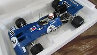 Jackie Stewart World Champ 1971 Exoto F1 race car German Grand Prix 1:18  Ford